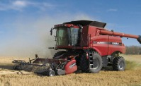 case ih afs yield and moisture monitoring